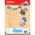 "Craft Attitude 8.5""X11"" Sheets 8/Pkg-Shoe Attitude"