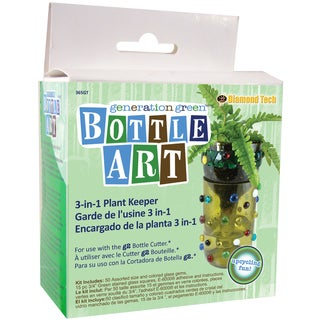 Bottle Art Kit-3-In-1 Plant Keeper
