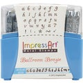Lowercase Stamp Set 3mm-Ballroom Boogie