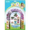 Perler Fun Fusion Fuse Bead Activity Kit-Tea Party