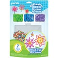 Perler Fun Fusion Fuse Bead Activity Kit-Blooming Flowers
