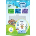 Perler Fun Fusion Fuse Bead Activity Kit-Cosmic Robots