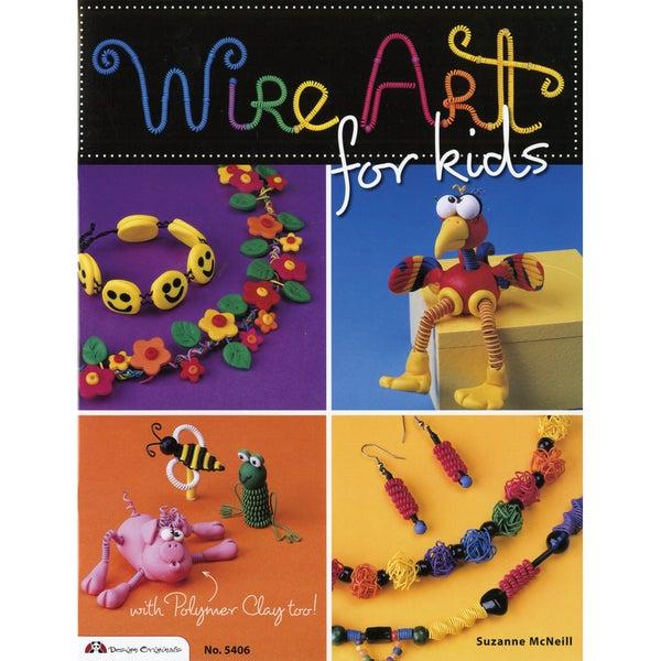Design Originals-Wire Art For Kids