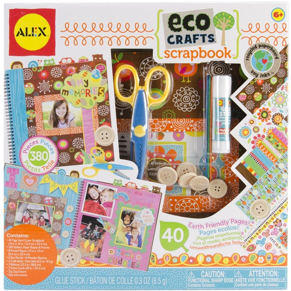 Eco Scrapbook Kit
