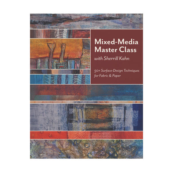 C & T Publishing-Mixed-Media Master Class