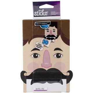 Sticko Stickofy Sticker Roll-Moustache