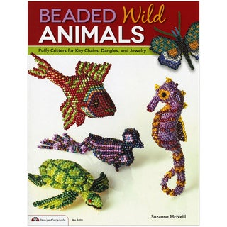 Design Originals-Beaded Wild Animals