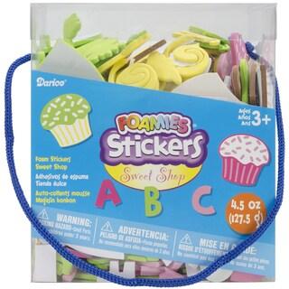 Foam Stickers 4.5 Ounces-Sweet Shop