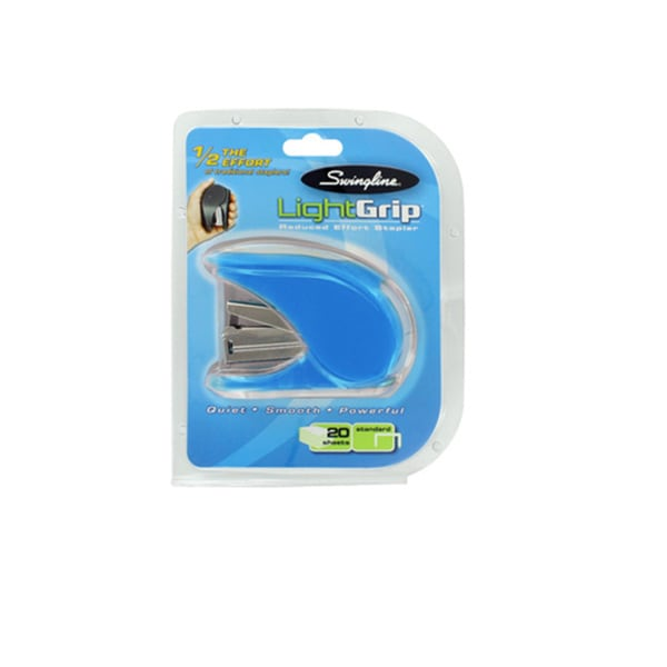 Swingline LightGrip Reduced Effort Stapler