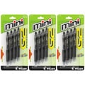 Pilot 12 Pack G2 Mini Retractable Gel Ink Rolling Ball Pens