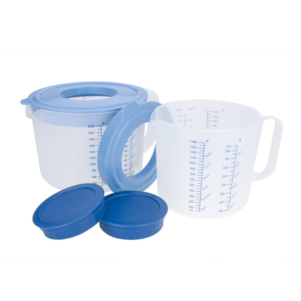 Miu France Plastic Mixing Jug Set