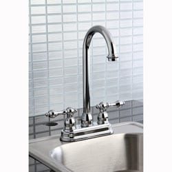 Polished Chrome Bar Faucet