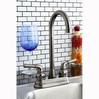 Megallan Vintage Nickel Bar Faucet