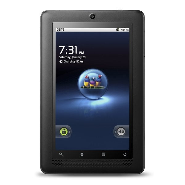 "Viewsonic VB730 1.0GHz 512MB 8GB Android 2.2 7"" Tablet (Refurbished)"