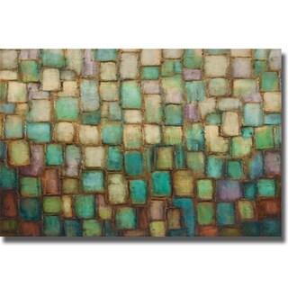 Alexandra Perry 'Jewel' Canvas Art