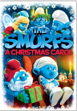The Smurfs Christmas Carol (DVD)