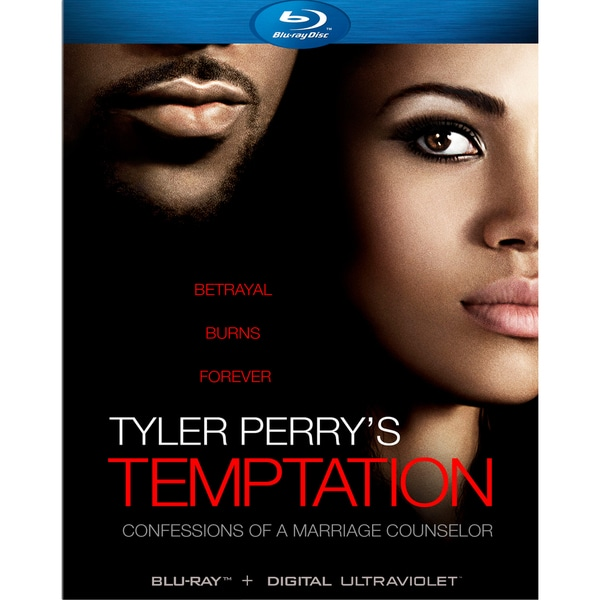 Tyler Perry's Temptation: Confessions Of A Marriage Counselor (Blu-ray Disc) 11182637