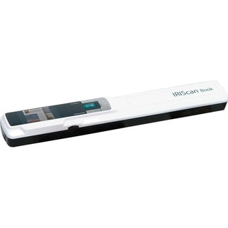 I.R.I.S IRIScan Book 3 Handheld Scanner - 900 dpi Optical