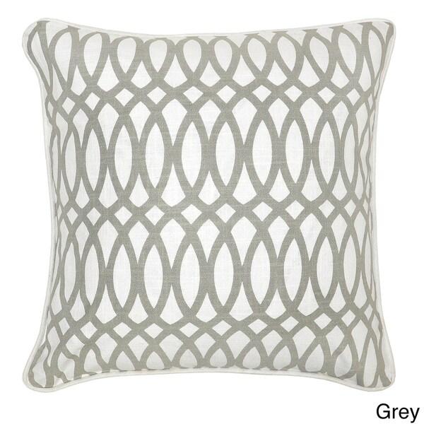Kosas Home Gila Cotton Slub 22 x 22-inch Pillows (Set of 2)