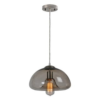 Merida 1-light Black Pendant