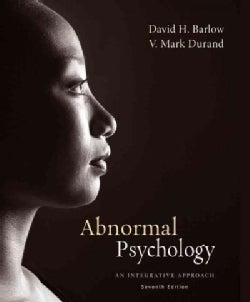 Abnormal Psychology: An Integrative Approach (Other book format)