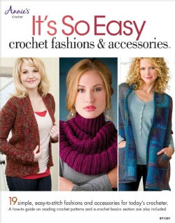 It's So Easy: Crochet Fashions & Accessories (Paperback)