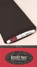 Kraft-Tex Bolt 19-Inch X 10 Yards, Black (Other book format)