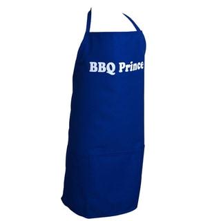 Boys Blue BBQ Prince Apron