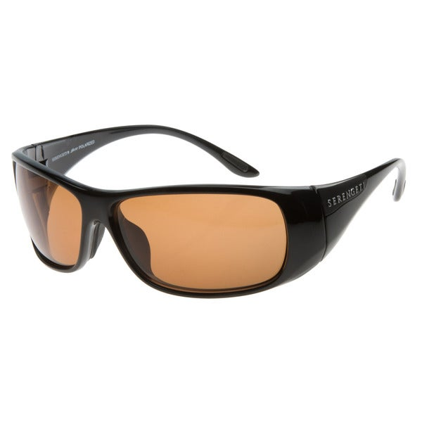 Serengeti Men's 'Larino' Polarized Driver Sunglasses