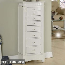 Murphy 8-drawer Changing Jewelry Armoire