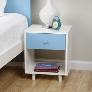 Beckham Light Blue Nightstand
