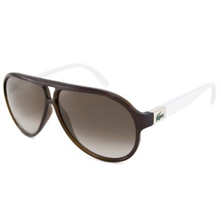 Lacoste Men's/ Unisex L507S Aviator Sunglasses