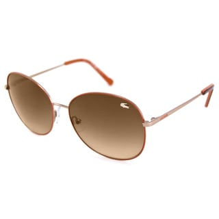 Lacoste Women's L130S Aviator Sunglasses