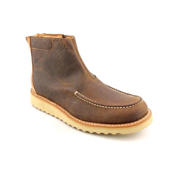 Ariat Men's 'Buckshot Zip' Leather Boots