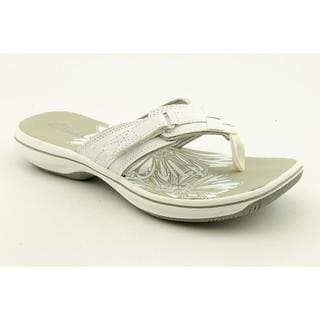 Clarks Women's 'Breeze Sea' Synthetic Sandals