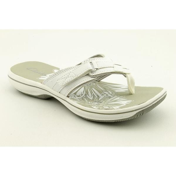 Clarks Women's 'Breeze Sea' Synthetic Sandals