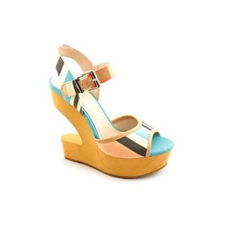 BCBGeneration Women's 'Vendi' Canvas Sandals