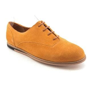 Tan J.D.Fisk Men's 'Salem' Regular Suede Casual Shoes