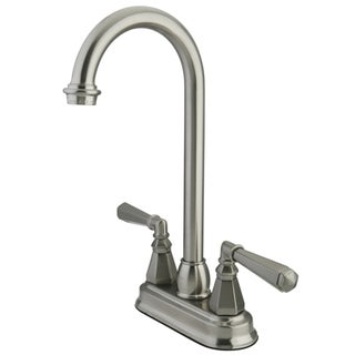 Satin Nickel Bar Faucet