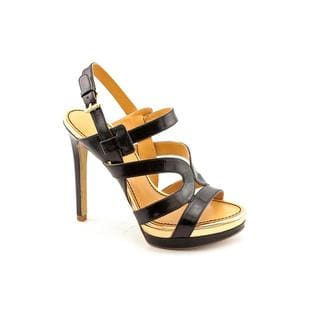 Nine West Women's 'Breezin' Leather Sandals