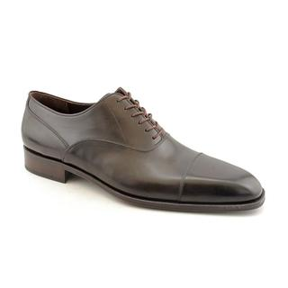 massimo emporio s adriano leather dress shoes size