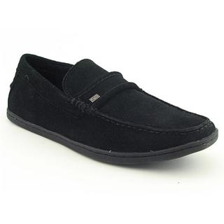 Steve Madden Men's 'Feenom' Regular Suede Casual Shoes