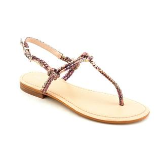 BCBGeneration Women's 'Bavia' Fabric Sandals