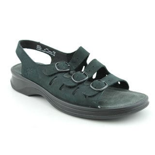 Clarks Women's 'Sunbeat' Nubuck Sandals - Narrow