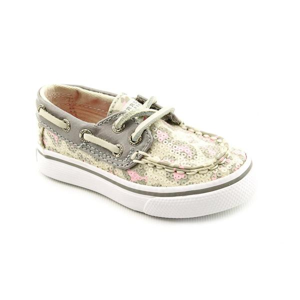 Sperry Top Sider Toddler Gilrs 'Bahama' Fabric Casual Shoes