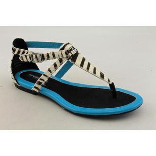 Sperry Top Sider Women's White 'Summerlin' Hair Calf Sandals