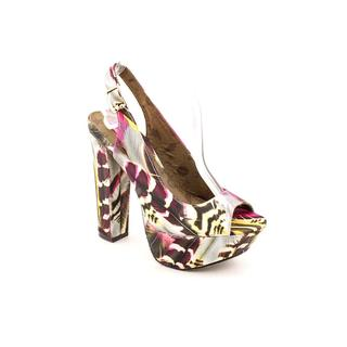 Betsey Johnson Women's 'Mystifyy' Fabric Dress Shoes