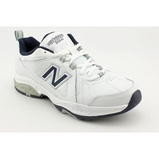 New Balance Men's 'MX608v3' Leather Athletic Shoe