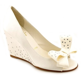 Bridal by Butter Women's 'Ciara' Satin Dress Shoes