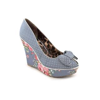 Betsey Johnson Women's 'Misssie' Fabric Dress Shoes
